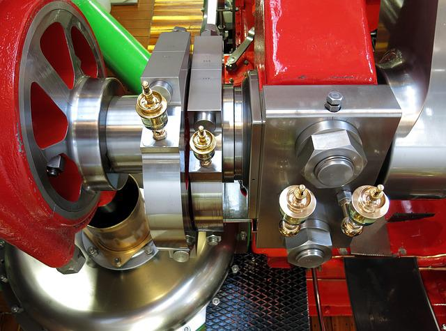 Motor, Steam Engine, Steamboat, Mechanics