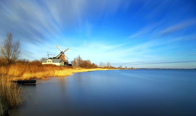 Mill, Mill Nicola, Schleswig, Mecklenburg, Schlei