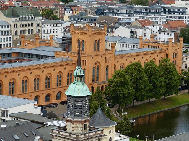 Schwerin, Mecklenburg, Mecklenburg Western Pomerania