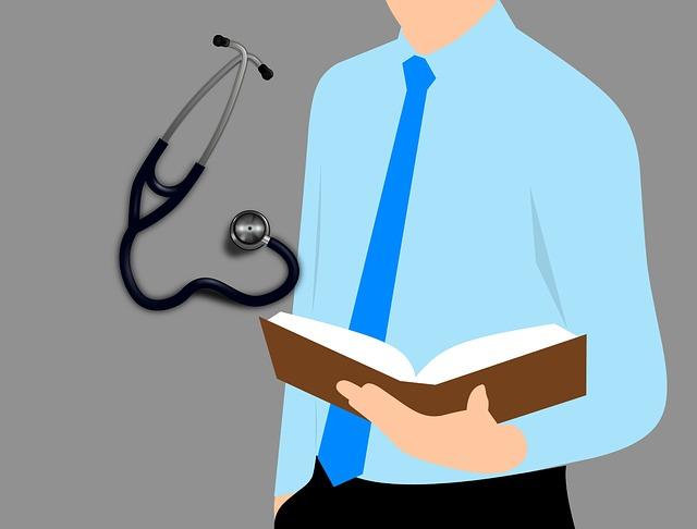 Doctors, Medicine, Guide Book, Medical Background