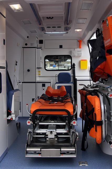 Vehicle, Ambulance, Medical, Rescue, Medic, Emergency
