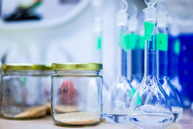 Jar, Beaker, Lab, Liquid, Cup, Bottle, Tool, Medical