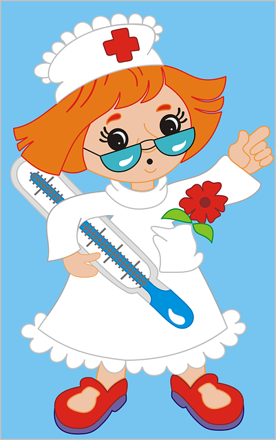Nurse, Cartoons, Medical, Hospital, Occupation, Health