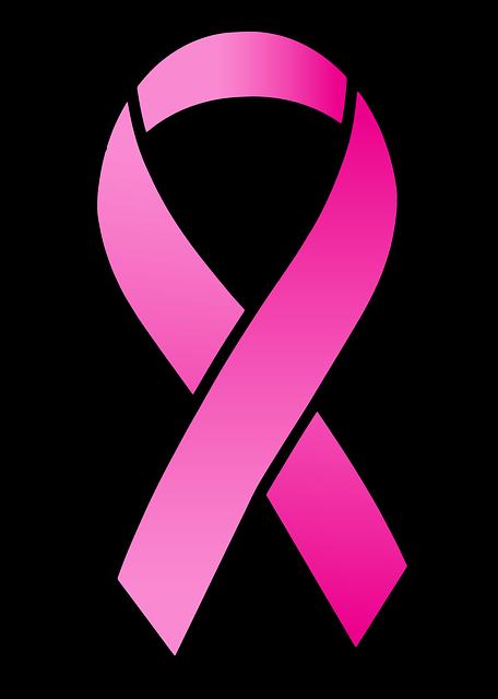 Ribbon, Satin, Pink Ribbon, Medical, Cancer, Pink, Hiv