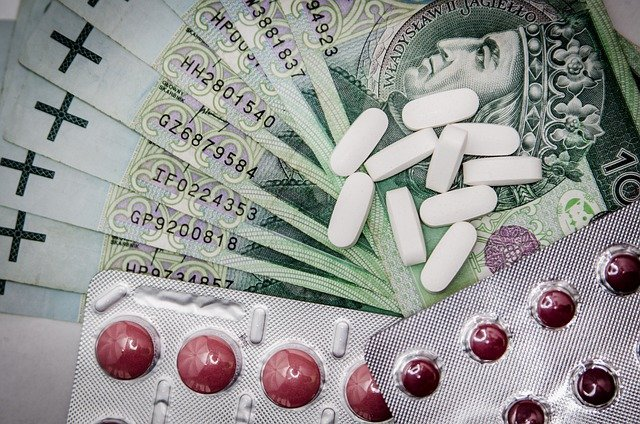 Medications, Money, Cure, Tablets, Pharmacy, Medical