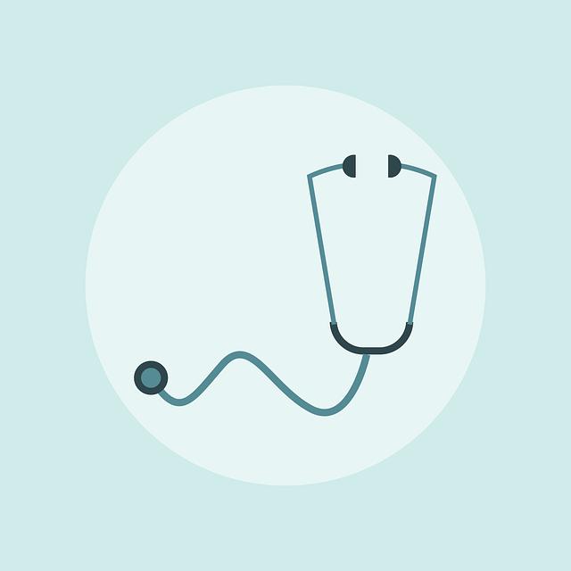 Icon, Medical, Illness, Health, Medicine, Stethoscope