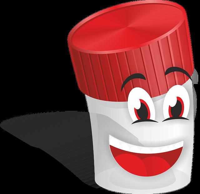 Jar, Analyses, Medicine, Logo