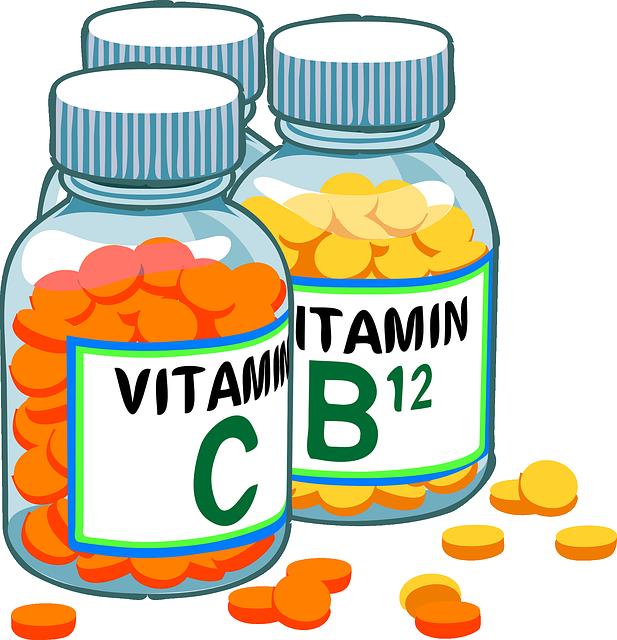 Vitamins, Tablets, Pills, Medicine, Pharmaceuticals