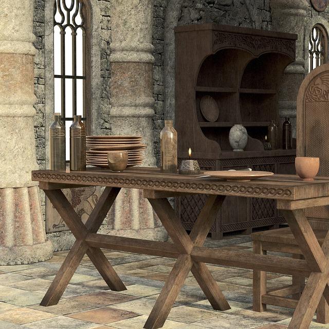 Middle Ages, Castle, Space, Medieval, Building