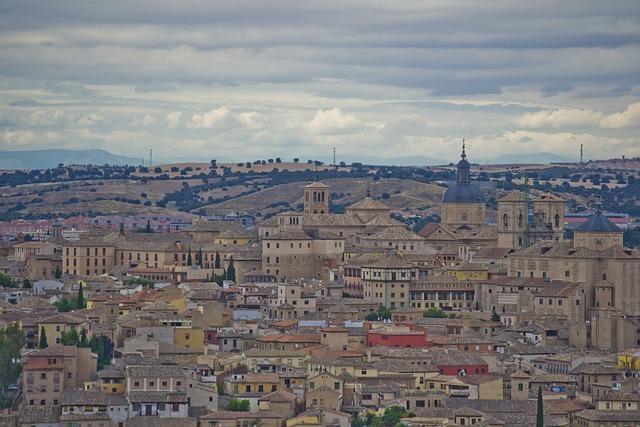 Toledo, Spanish Village, Medieval