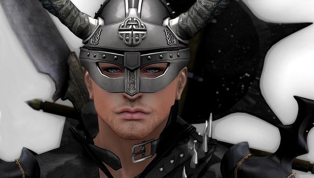 Viking, Norse, Warrior, Scandinavian, Nordic, Medieval