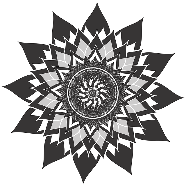 Mandala, Flower, Lotus, Collection, Blossom, Meditation