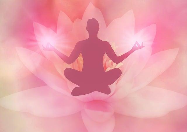 Lotus, Meditation, Lotus Position, Background