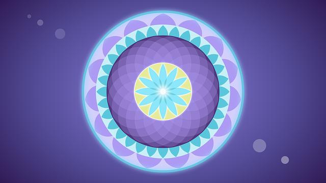 Mandala, Circles, Meditation, Oriental Art