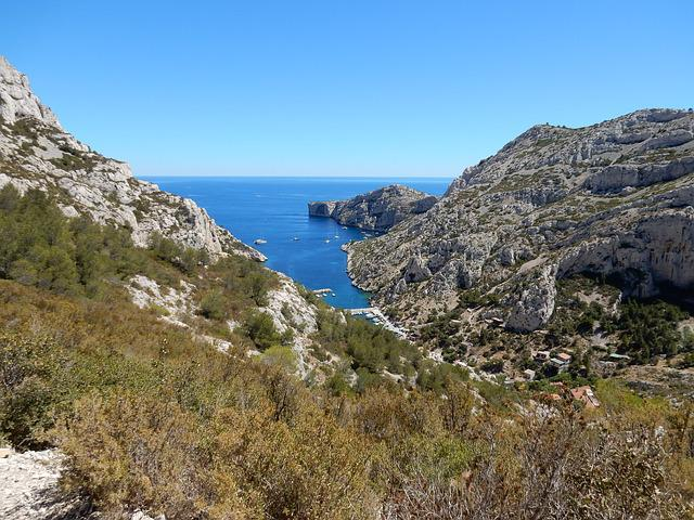 Creeks, Mediterranean, Sea, Marseille
