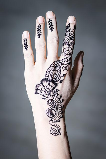 Mehndi, Design, Mehendi, Training, Center, Tattoo