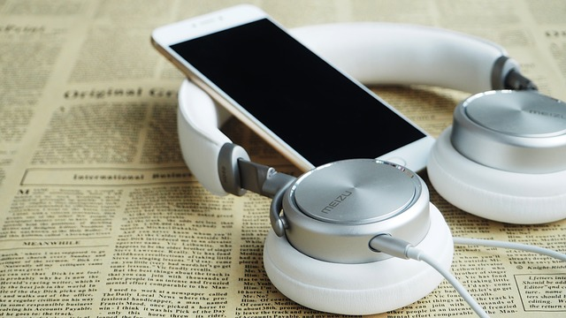 Headphones, Headset, Mobile, Meizu