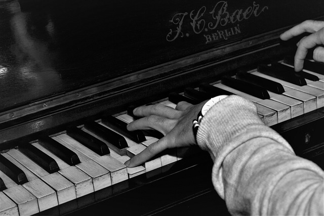 Piano, Music, Tool, Melody, Keys, Concert, Musician