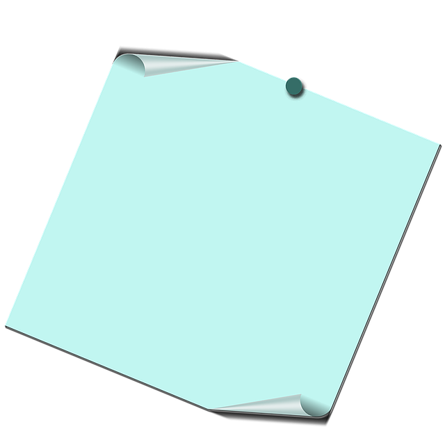 Post-it-chit, Notes, Memo, Office Accessories, Green