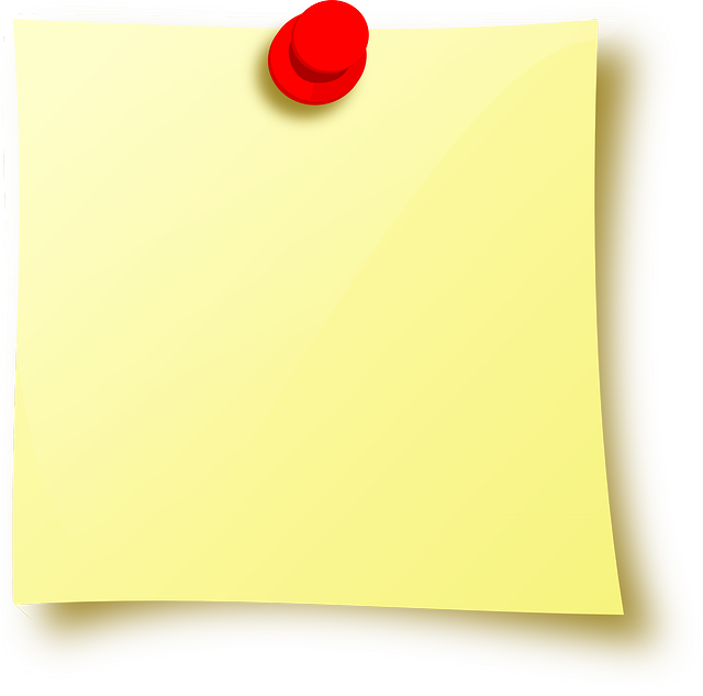 Post-it, Sticky Note, Note, Memo, Office, Paper