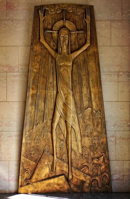 Jesus, Memorial Plaque, Memorial, Christ, Believe