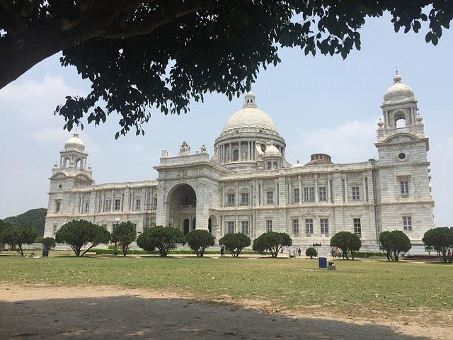 Victoria Palace, Calcutta, Victoria, Building, Memorial