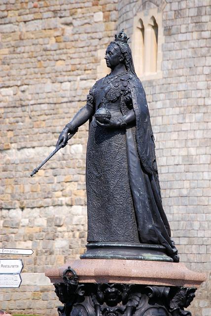Statue, Sculpture, Queen Victoria, Monument, Memorial