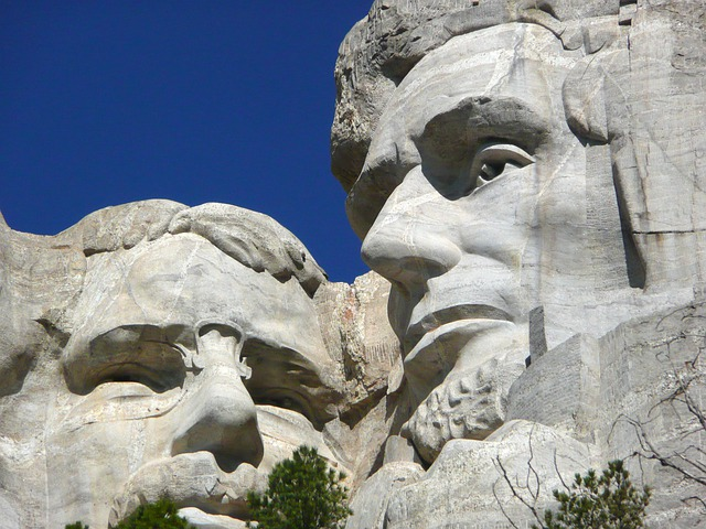 Mount Rushmore National Monument, Memorial