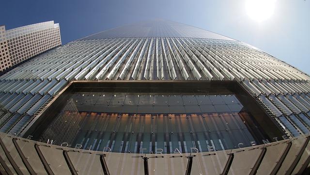 New York, World Trade Center, 1wtc, Memorial
