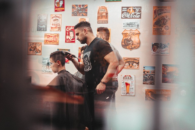 Barbershop, Haircut, Hairstyles, People, Men, Customer