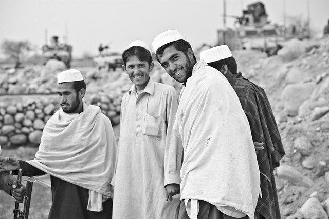 Men, Afghani, Persons, Muslim, Tradition, Traditional