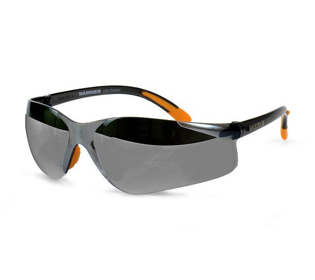 Sunglasses, Men's, Orange, Summer