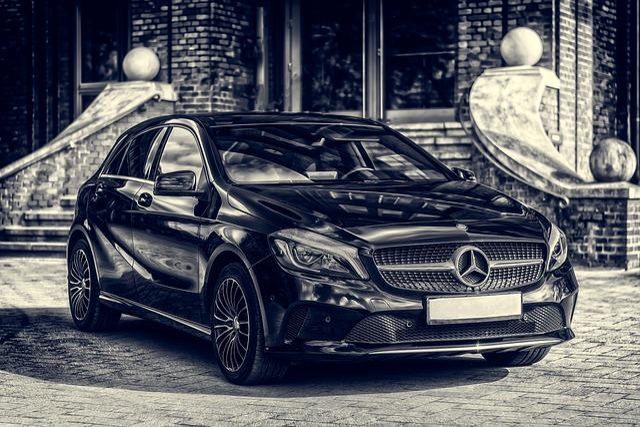 Mercedes, Daimler, Auto, Pkw, Mercedes Benz, Sporty