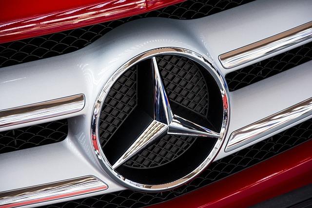 Mercedes, Logo, Car, Star, Hubcap, Automobile