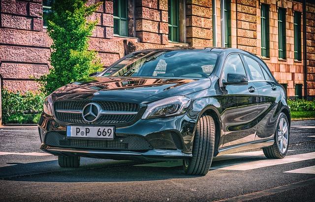 Mercedes, Pkw, Auto, Mercedes Benz, Daimler, Sporty