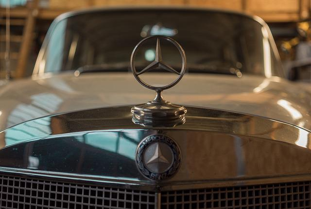 Mercedes, Oldtimer, Car Brand, Auto, Classic