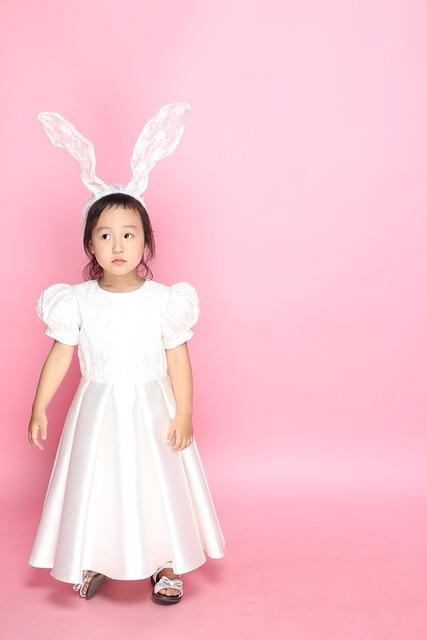 Child, Merry, White