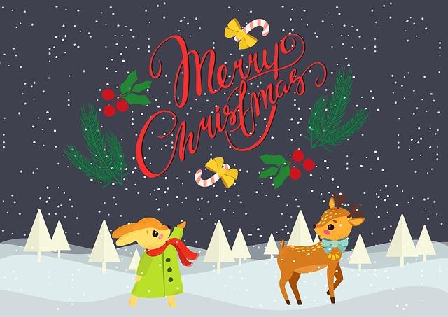 Christmas, Christmas Card, Merry Christmas, Xmas
