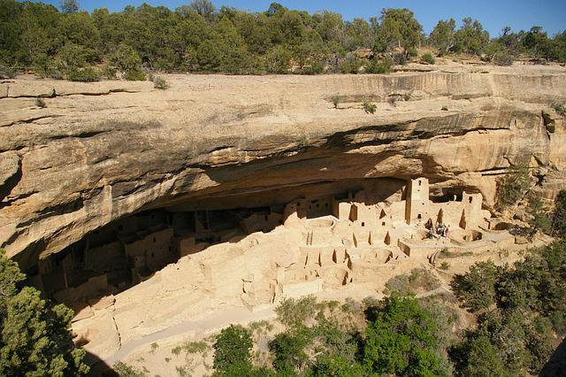 Cliff Palace, Mesa Verde, Cliff Dwellings