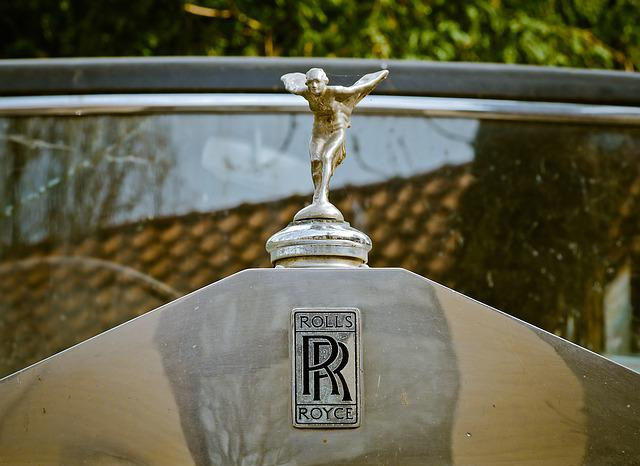 Rolls Royce, Auto, Cool Figure, Fig, Automotive, Metal