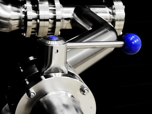 Industry, Metal, Stainless Steel, Anlagentechnik