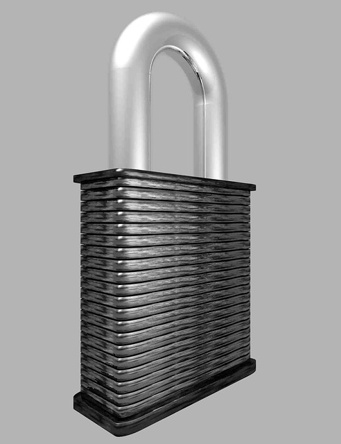 Lock, Hasp, Steel, Padlock, Metal
