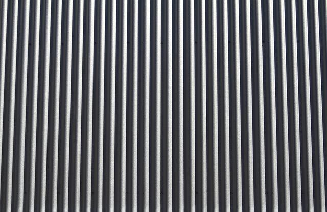 Corrugated Sheet, Sheet, Metal, Background, Pattern