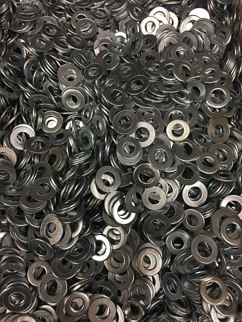 Screw, Screws, Tools, The Industry, Metal, Thread