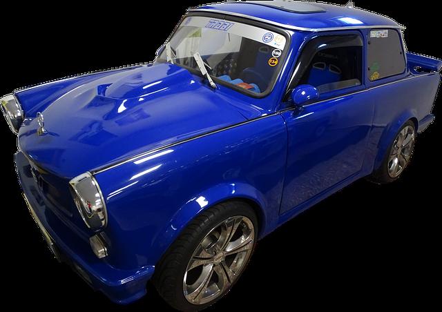 free photo metallic trabant tuning auto trabi automobile. Black Bedroom Furniture Sets. Home Design Ideas