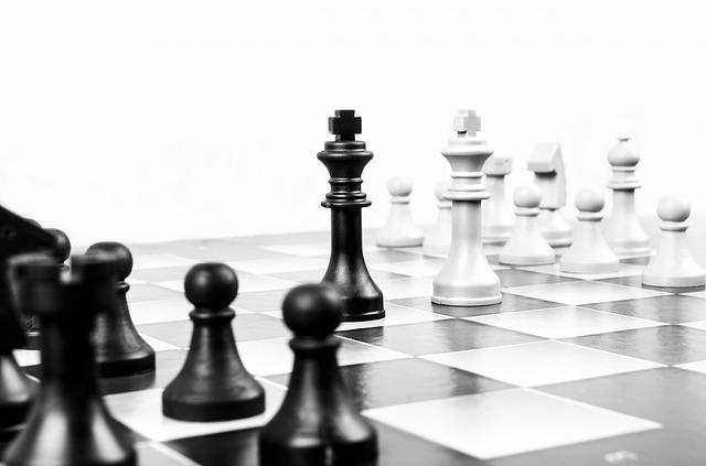 Chess, Metaphor, Board, Business, Concepts, Game, Pawn