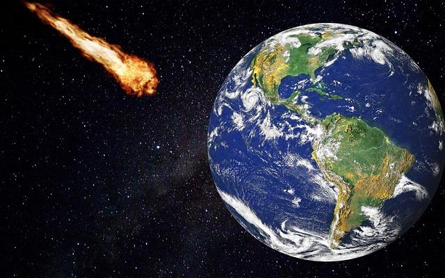 Asteroid, Comet, Meteorite