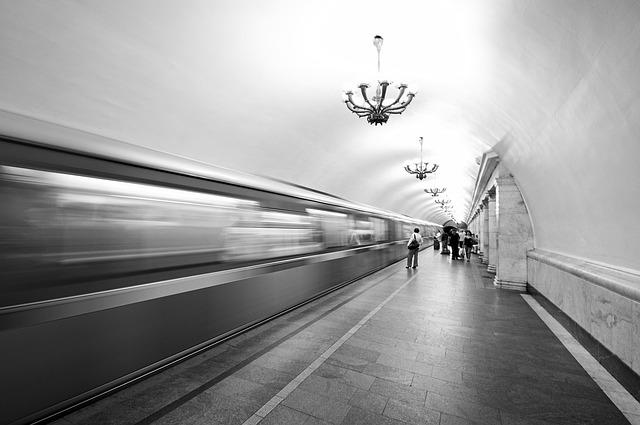Moscow, Metro, Subway, Traffic, Capital, Historically