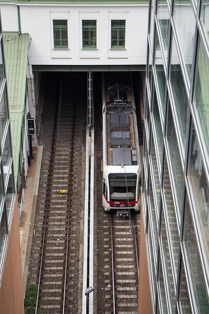 Train, Vienna, U6, Seemed, Station, Underground, Metro