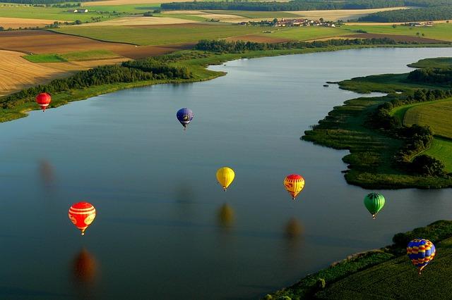 Hot Air Balloon, Balloons, Metz